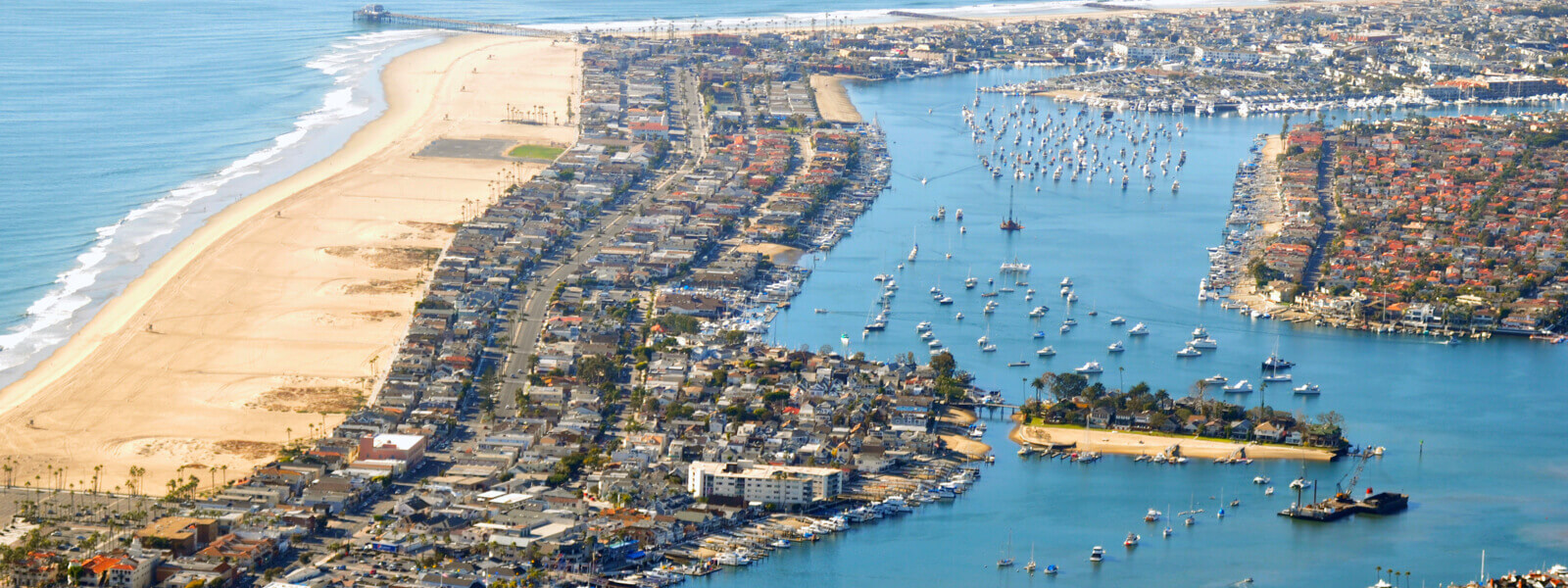 YachtLife's top Yachting Activities in Newport Beach - Newport Bay