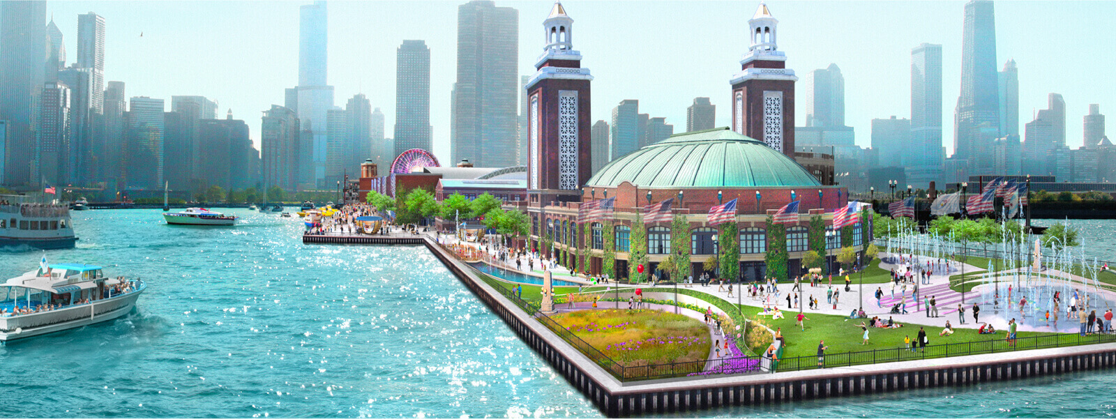 YachtLife's top Yachting Activities in Chicago - Chicago Landmarks