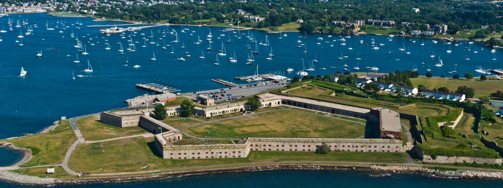 YachtLife's top Yachting Activities in Newport - Fort Adams