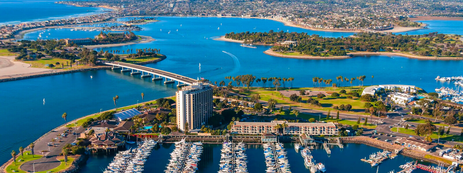 YachtLife's top Yachting Activities in San Diego - Mission Bay