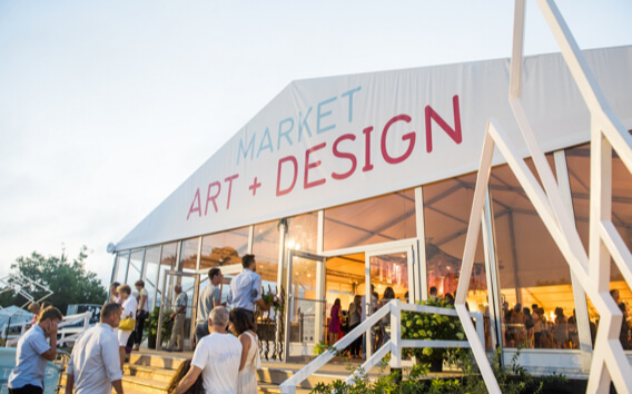 Art Market + Design (Bridgehampton)
